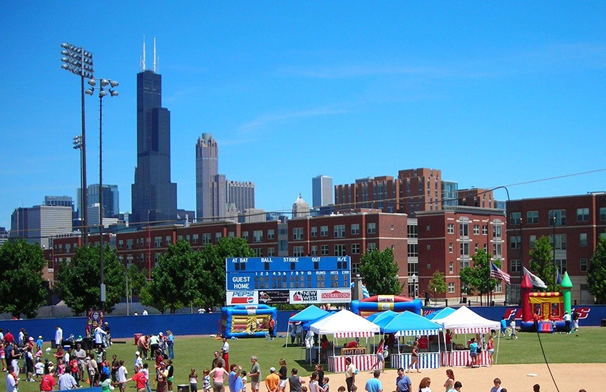 Jewell Events Catering | UIC Picnic Grounds